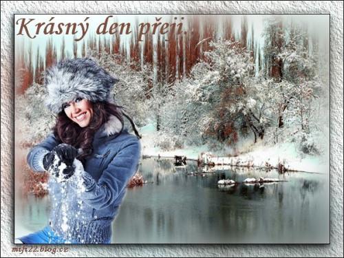 Zimní obrázky 84