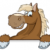 horse-stickers