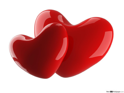 valentin 3d cervene srdce parov tapeta 2048x1536 14411 26
