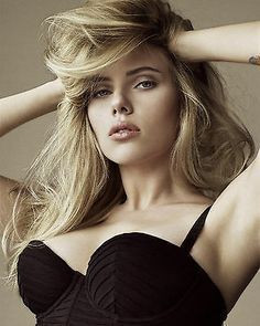 Scarlett Johansson Photo Picture
