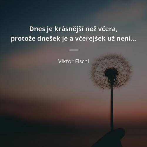 Viktor Fischl citáty (9 citátů) Citáty slavných osobností