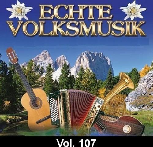 Echte Volksmusik Vol. 107 00 Front (2021)